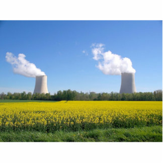 Nuclear power seedling - Nuclear power plant Photo Cut Outs
