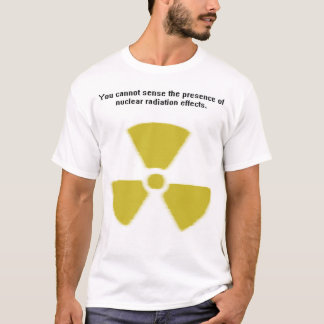 Nuclear Radiation T-Shirt