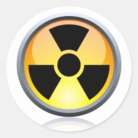 Nuclear Sticker