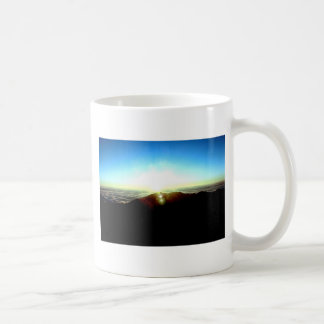 Nuclear Sunrise Coffee Mug