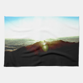 Nuclear Sunrise Hand Towel