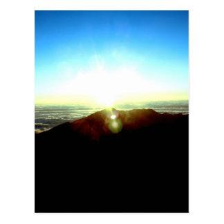 Nuclear Sunrise Postcard