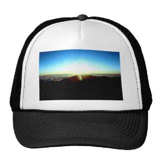 Nuclear Sunrise Trucker Hat