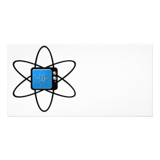 Nuclear Television Photo Cards