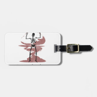 Nuclear War is Bad for Business Luggage Tag