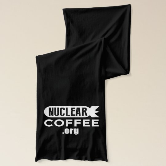 nuclearcoffee scarff. scarf wrap