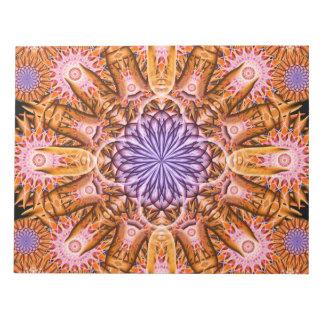 Nucleus Mandala Notepad