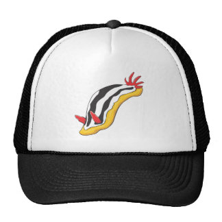 Nudibranch coloré casquette de camionneur