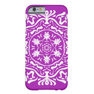 Nudibranch Mandala Barely There iPhone 6 Case
