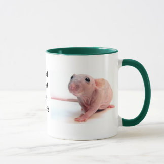Nudist Rat Mug