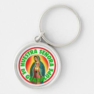 Nuestra Señora de Guadalupe Keychain