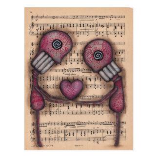 Nuestro Amor Eterno Carte Postale