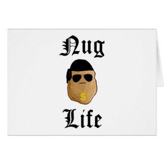 Nug Life Card