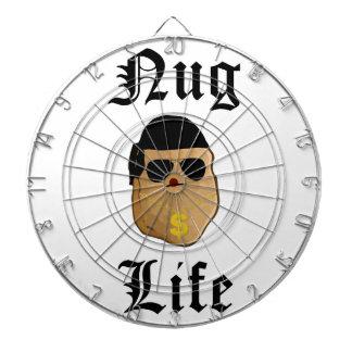 Nug Life Dartboard
