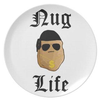Nug Life Plate