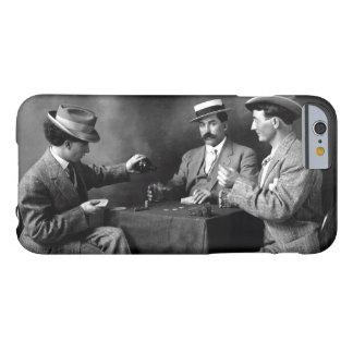 Nuit vintage de garçons coque iPhone 6 barely there