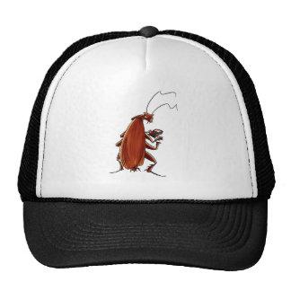 Nuke roach trucker hat