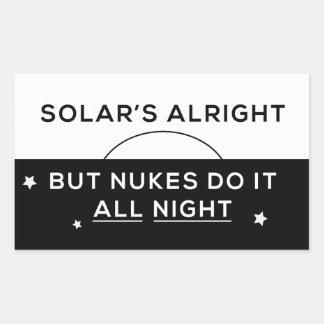 Nuke sticker