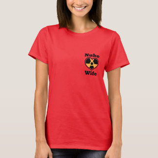 Nuke Wife Steamy Dark Tee