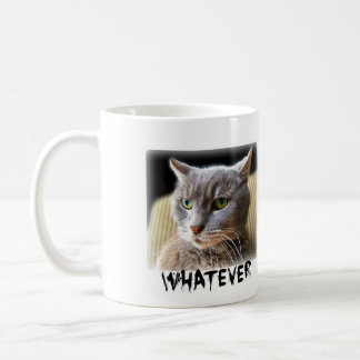 """NUKEISMS WHATEVER"" COFFEE MUG"