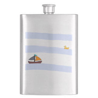NUMB NAVY/NUMB MARITIME HIP FLASK