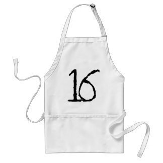 Number16 Aprons