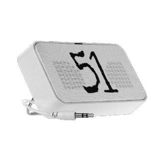 Number51 Travel Speakers
