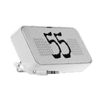 Number55 PC Speakers