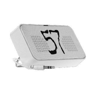 Number57 Notebook Speaker