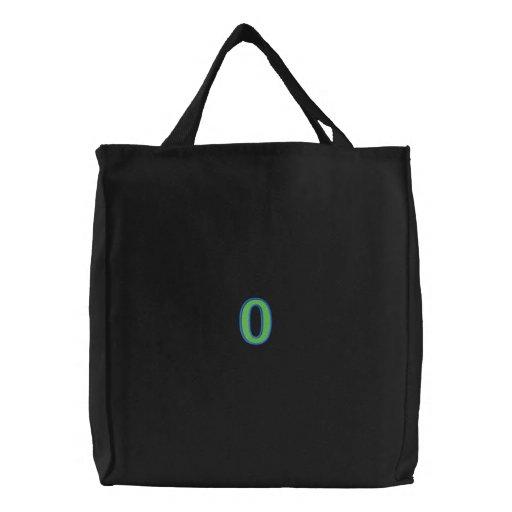 Number 0 bag