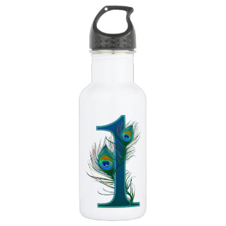 Number 1 532 ml water bottle