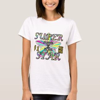 Number 1 All Pro Super Star T-Shirt
