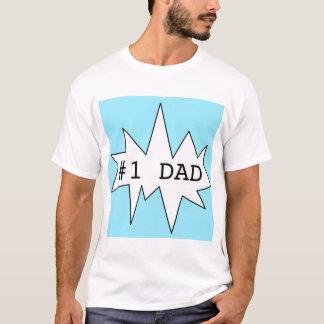 Number 1 Dad T-Shirt