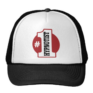 Number 1 Hypnotist Trucker Hat