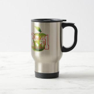 Number 1 Teacher Travel Mug