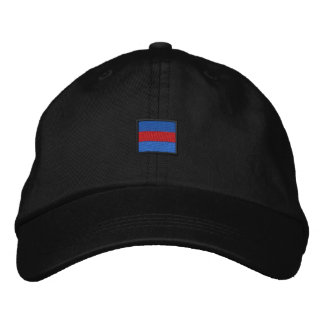 Number 3 embroidered hats