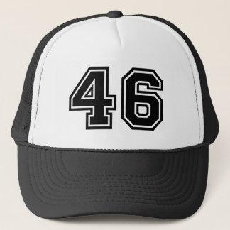 Number 46 Classic Trucker Hat