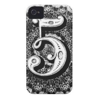 Number 5 iPhone 4 case