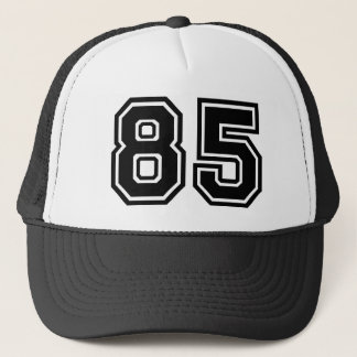 Number 85 Classic Trucker Hat