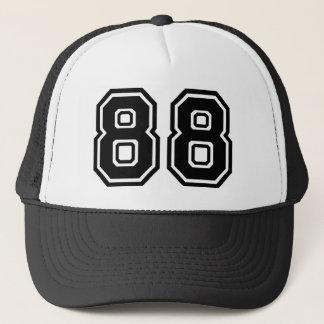 Number 88 Classic Trucker Hat