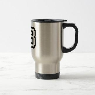 Number Eighteen Travel Mug