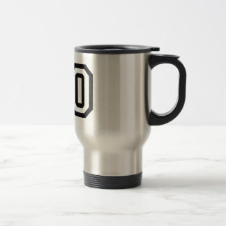 Number Eighty Travel Mug
