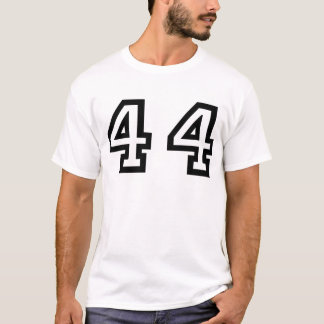Number Forty Four T-Shirt