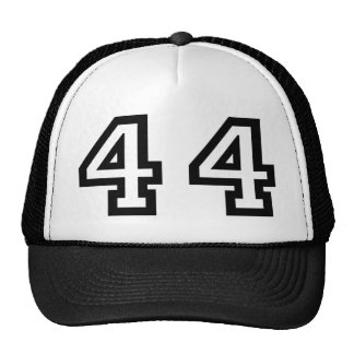 Number Forty Four Trucker Hat