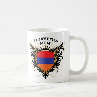 Number One Armenian Mom Mugs