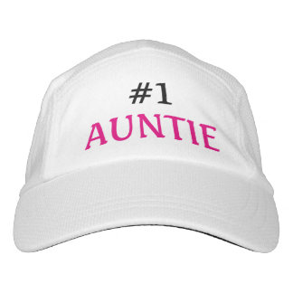 Number One Auntie Hat