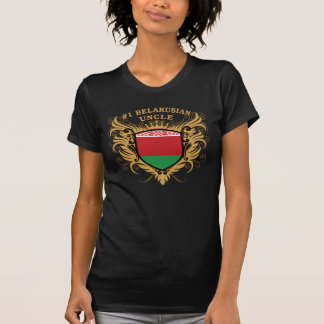 Number One Belarusian Aunt T-Shirt