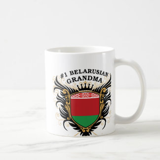 Number One Belarusian Grandma Coffee Mug