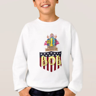 Number One Bob Sweatshirt