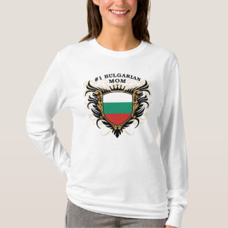 Number One Bulgarian Mom T-Shirt